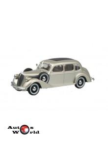 Macheta auto Skoda Superb 913 1938 crem, 1:43 Abrex