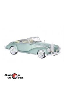Macheta auto Mercedes 300 (W186) SC Roadster 1956, 1:43 Whitebox ...