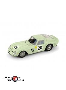 Macheta auto Ferrari 250 GTO 24H Le Mans 1962 U.D.T., 1:43 Brumm
