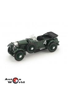 Macheta auto Bentley Speed Six #4 1° LeMans 1930 decapotabil, 1:43 Brumm
