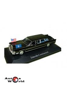 Macheta auto Lincoln Continental Limousine *Reagan* 1981, 1:43 Norev