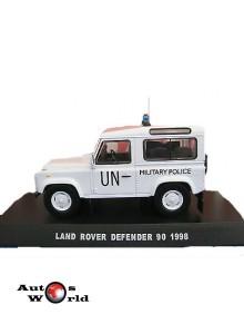 Macheta auto Land Rover Defender 90 UN 1998, 1:43 Deagostini