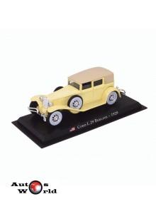 Masini De Legenda Nr.32 - Macheta auto Cord L29 Berline 1929 , 1:43 Amercom