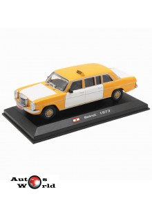 Taxiuri din lumea toata nr.25 - Mercedes 240 D - Beirut - 1973, 1:43 Amercom