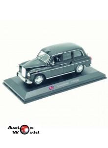 Taxiuri din lumea toata nr.2 - Austin FX4 - London 1958, 1:43 Amercom