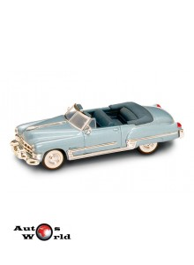 Cadillac Coupe de Ville albastru 1949, 1:43 Lucky Diecast