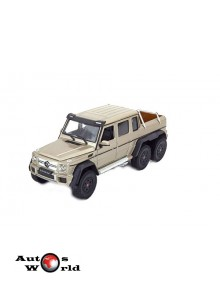 Macheta auto Mercedes G 63 AMG 6x6, 1:32-39 Welly