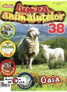 Lumea Animalutelor Nr.38 - Oaia, Amercom