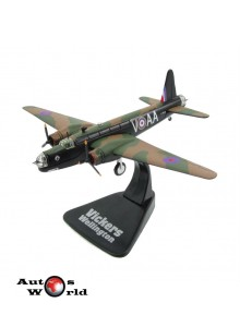 Macheta Avion Vickers Wellington Bombardier 1938 Raf Anglia 1:144