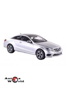 Macheta auto Mercedes Benz E-Klasse (C207) Coupe, gri 2013, 1:43 Kyosho