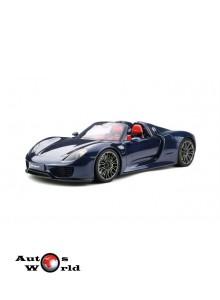 Macheta auto Porsche 918 Spyder, 1:12 GT Spirit