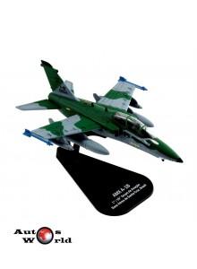 Macheta Avion Embraer AMX A-1B Basea Aerea Santa Cruz Brasil, 1:100 Italieri
