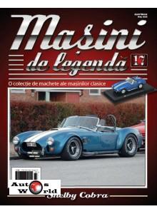 Masini De Legenda Nr.17 - Macheta auto Shelby Cobra 427 SC 1964, 1:43 Amercom