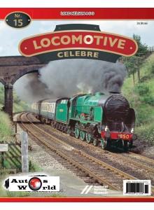 Locomotive Celebre Nr.15 - Lord Nelson 4-6-0, 1:76 Amercom