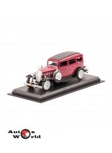 Masini De Legenda Nr.25 - Macheta auto Cadillac V16 1932, 1:43 Amercom