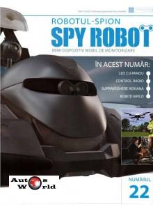 Colectia Spy Robot Nr 22 Kit de asamblat, Eaglemoss