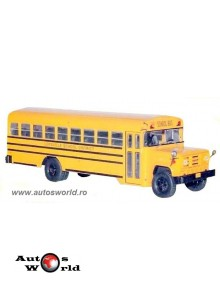Autobus GMC 6000 School Bus, 1:43 Ixo