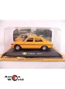 Peugeot 504 Lagos - Taxi, 1:43 Amercom Srb