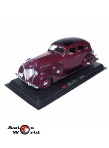 Masini De Legenda Nr.59 - Macheta auto ZIS 101A 1940, 1:43 Amercom