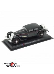Masini De Legenda Nr.50 - Macheta auto Bucciali TAV 8-32 1932 , 1:43 Amercom