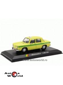 Renault 8 - Bamako 1970 Taxis, 1:43 Amercom