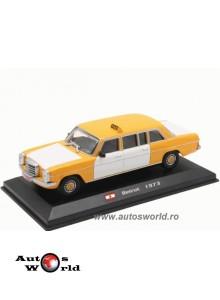 Mercedes Benz 240D - Beirut 1973 Taxis, 1:43 Amercom