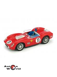 Macheta auto Ferrari 250 TR60 Le Mans 1960 #11, 1:43 Brumm