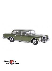 Macheta auto Mercedes 600 (W100) 1964, 1:43 Whitebox