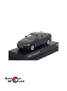Macheta auto BMW 3 Series GT (F34) 2012 negru, 1:43 Paragon ...