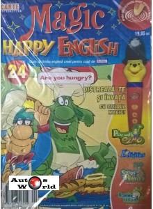 Magic Happy English Nr.24, Amercom