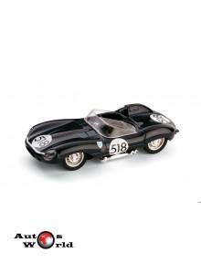 Macheta auto Jaguar D Type Mille Miglia 1957, 1:43 Brumm