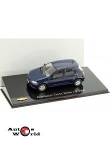 Macheta auto Chevrolet Celta Super 1.4 2006, 1:43 Ixo