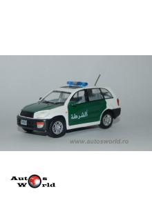 Toyota RAV4 Police of Dubai United Arab Emirates, 1:43 Amercom