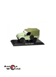 Macheta auto Gaz 69 Jeep, 1:43 Ixo