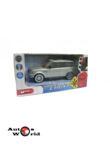 Land Rover Range Rover gri, 1:43 MondoMotors
