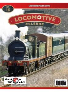 """Locomotive Celebre Nr.16 - SECR """"C"""" Class 0-6-0, 1:76 Amercom"""