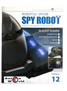 Colectia Spy Robot Nr 12 Kit de asamblat, Eaglemoss ...