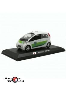 Taxiuri din lumea toata nr.6 - Mitsubishi -i MiEV 2010 - Tokyo 2010, 1:43 Amercom