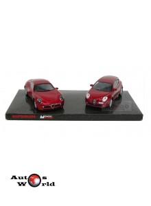 Macheta auto Lancia SET Quatroroute - Delta 1500, 1:43 MondoMotors