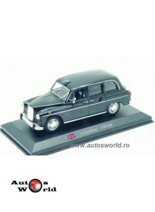Austin FX4 - London 1958 Taxis, 1:43 Amercom