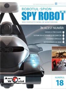 Colectia Spy Robot Nr 18 Kit de asamblat, Eaglemoss