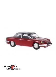 Macheta auto Panhard 24BT, 1965, 1:43 Ixo