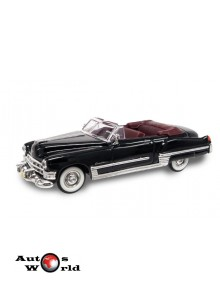Cadillac Coupe de Ville negru 1949, 1:43 Lucky Diecast