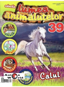 Lumea Animalutelor Nr.39 - Calul, Amercom
