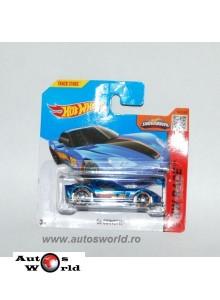 Chevrolet Corvette C6, 1:64 Hotwheels