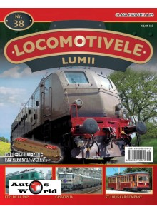 Locomotivele Lumii Nr.38 - Clasa E428 De La Fs, 1:160 Amercom