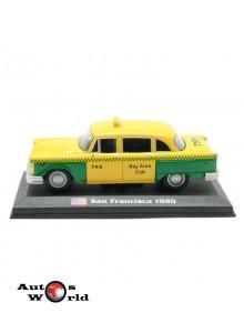 Taxiuri din lumea toata nr.27 - Cheker - San Francisco - 1980, 1:43 Amercom