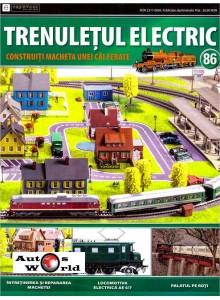 Colectia Trenuletul Electric Nr.86 diorama, Eaglemoss