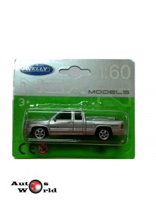Macheta auto Dodge RAM, 1:60 Welly