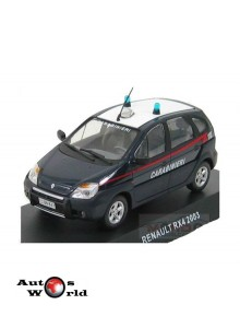 Macheta auto Renault RX4 Carabinieri 2003, 1:43 Deagostini
